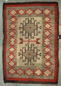 Superb Navajo Rug