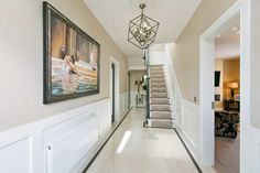 Detached House for Sale: 30a Cypress Road Grove, Templeogue, Dublin 6W Hallway Inspiration, Detached House, Dublin, Stairs, Home Decor, Stairway, Decoration Home, Room Decor, Staircases