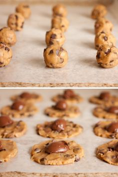 Receita incrível de cookie recheado com Nutella - Bolsa de Mulher