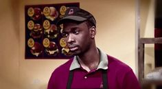 New trendy GIF/ Giphy. chicken jay pharoah popeyes. Let like/ repin/ follow @cutephonecases
