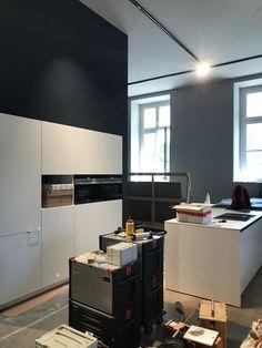 Weitere Küchenräume entstehen