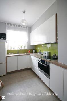 Kuchnia styl Nowoczesny - zdjęcie od Wleklinska Interior and Yacht Design