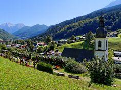Ramsau bei Berchtesgaden (Berchtesgadener Land) BY DE