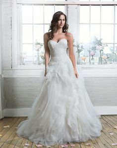 Lillian West 6379 - The Blushing Bride boutique in Frisco, Texas