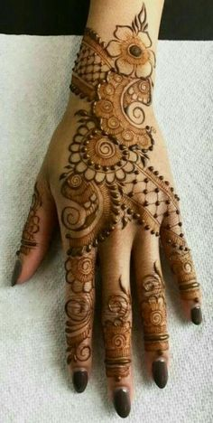 #Humaira khan Latest Arabic Mehndi Designs, Mehndi Designs For Girls, Mehndi Designs For Beginners, Stylish Mehndi Designs, Mehndi Design Pictures, Beautiful Mehndi Design, Latest Mehndi Designs, Bridal Mehndi Designs, Mehndi Images