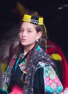 Faces of Kalash: Untold stories of the valley - The Express Tribune Kalash People, Pakistan Zindabad, Pakistan Travel, Pakistani Culture, Beautiful People, Beautiful Women, Portraits, Beautiful Hijab, World Cultures