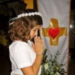 Spiritually preparing your child for First Holy Communion.