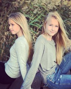 Sexy swedish twins images 391