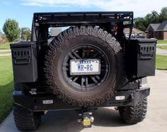 Ammo Can Secure Storage - JKowners.com : Jeep Wrangler JK Forum