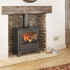 Broseley Winchester Gas Stove - Broseley Stoves
