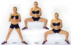 Kalçanızı şekle sokmak için squattan daha iyi 9 egzersiz