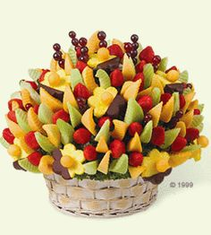 Healthy Sweet Tooth!!   by Edible Arrangements