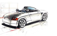Audi TT MK1 (8N) - Prototype