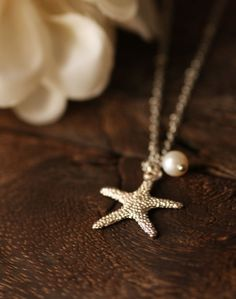 Starfish by FleurEnvyCouture on Etsy, $26.00