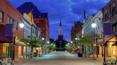 """Ranked no. 10 in our """"friendliest cities in the U.S."""" list, Burlington cracks into the global ranks as well with its """"live and let live"""" personality. The New England college town is """"fun, laid-back, and artsy... winter or summer."""" """"The locally brewed beer is incredible,"""" """"fresh meals at farm-to-table restaurants were too many to count,"""" and """"fantastic bike paths along Lake Champlain"""" make one newcomer """"feel very much in tune with its natural surroundings."""""""