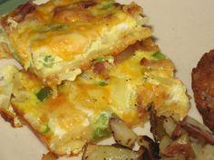 Pizza Breakfast Casserole and Ranch Potatoes « favoritefamilyfoods