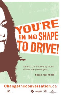 how drunk driving changed our lives When i was in high school, i sat in health class listening to my teacher lecture us  about the horrors of drinking and driving how driving under.