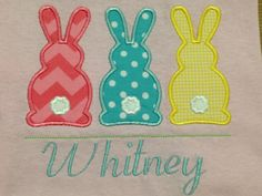 Easter design for shirts and dresses