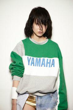 YAMAHA styling is awesome!!