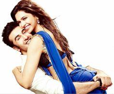Ranbir Kapoor & Deepika Padukone YJHD Poster