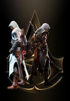 #AssassinsCreed