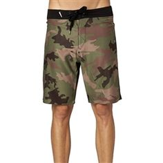 2014 Fox Racing Camino Camo Surfing Swimsuit Swim Men's Boardshorts