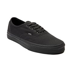 VANS Vans Unisex Authentic Solid Canvas Skateboard Sneakers.  vans  shoes   fashion sneakers ede1289d4