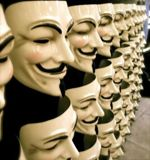 Anonymous atacou governo britânico