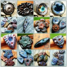Cabochons - New Inventory Bead Fest 2015 | Assorted Cabochon… | Flickr