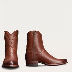 Men's Vintage Leather Mid Boots Brogue Chelsea Boots, Leather Chukka Boots, Leather Chelsea Boots, Suede Boots, Men's Boots, Vintage Leather, Vintage Men, Mens Short Boots, Alligator Boots