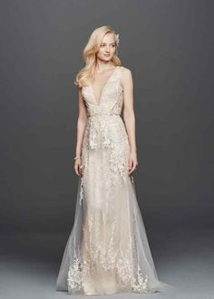 Galina Signature SWG722, David's Bridal