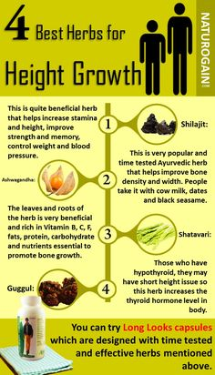 In this guide we have discussed about 9 best herbs to increase height and how to improve body growth after 27 naturally. These timely tested proven herbs improve stamina, build muscular strength and increase height growth hormones.