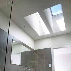 Resultado de imagen de claraboyas en baños