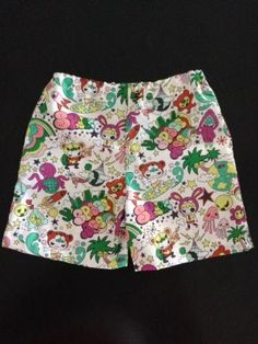 'Space Age' Baby Boy Shorts. $13.50 (FREE Shipping within Australia). Handmade. Find us on Facebook; BoyCot Baby.
