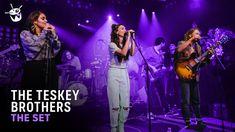 Amy Shark, Thelma Plum & The Teskey Brothers cover Mark Ronson 'Valerie'...
