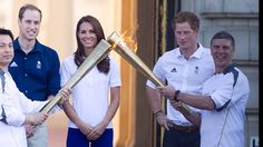 Prince William, Kate and Prince Harry congratulate Team GB on record-breaking success