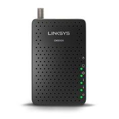Linksys CM3008 DOCSIS 3.0 Cable Modem $49 - http://www.gadgetar.com/linksys-cm3008-docsis-3-0-cable-modem/