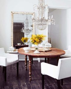 chandelier.  i want.  Design Inspiration Monday  by Dream Book Design