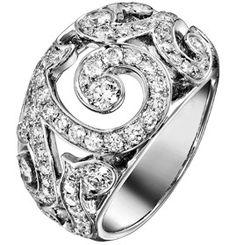 White gold Diamond Ring - Piaget Luxury Jewellery