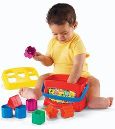 Check out this deal at Walmart! The price has dropped even lower! Get this Fisher-Price Brilliant Basics Baby's First Blocks for only $3.28!Select free in-store pickup or get free shipping on orders over $50.00. This makes a great gift for new or expecting moms! Get it now! Sturdy storage bucket with shape-sorting lid The toy …