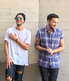 aodhan king and alex pappas // hillsong young and free