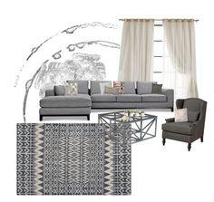 Cozy By Parascevi On Polyvore Featuring Interior Interiors Design Home Kathy IrelandCost