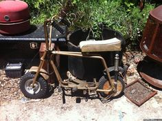 Is this a Golden Pinto Mini Bike by Penney's ?