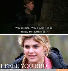 I totally feel this #hatespiders#heebiejeebies