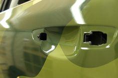 Skoda Camouflage Detail
