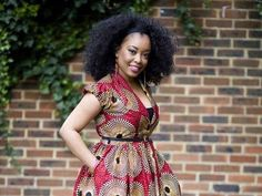 Long Ankara Gown Styles And Designs