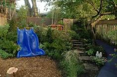 Great ideas for natural playgrounds instead of big plastic toys
