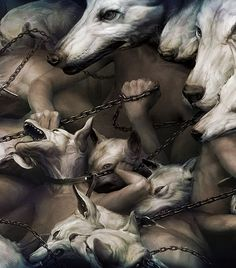 Ryohei Hase is a very talented illustrator and artist based in Tokyo, Japan. Visit his portfolio and prepare to have your mind blown. (Sweet Station)
