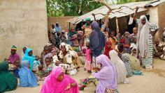 Ejército nigeriano libera a 234 mujeres y niños
