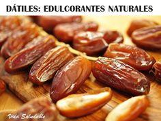 Los dàtiles: pequeños edulcorantes naturales - Tener Esperanza